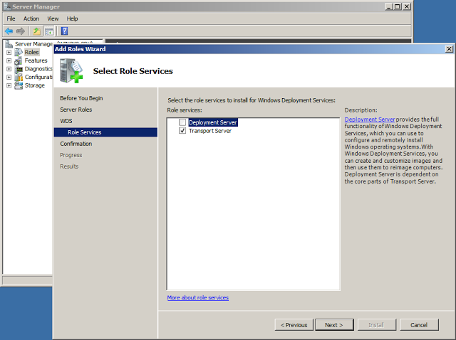 TFTP сервер в Windows Server 2008 R2 - Блог ProщeNet Ru
